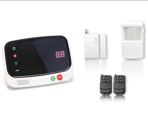 3 Zone Duress Alarm
